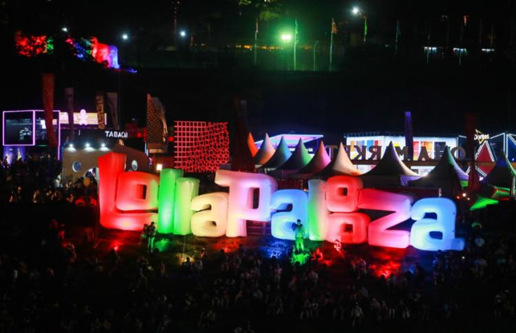 O Lollapalooza Brasil será realizado nos dias 4, 5 e 6 de dezembro | Foto: Iwi Onodera | UOL - Foto: Iwi Onodera | UOL
