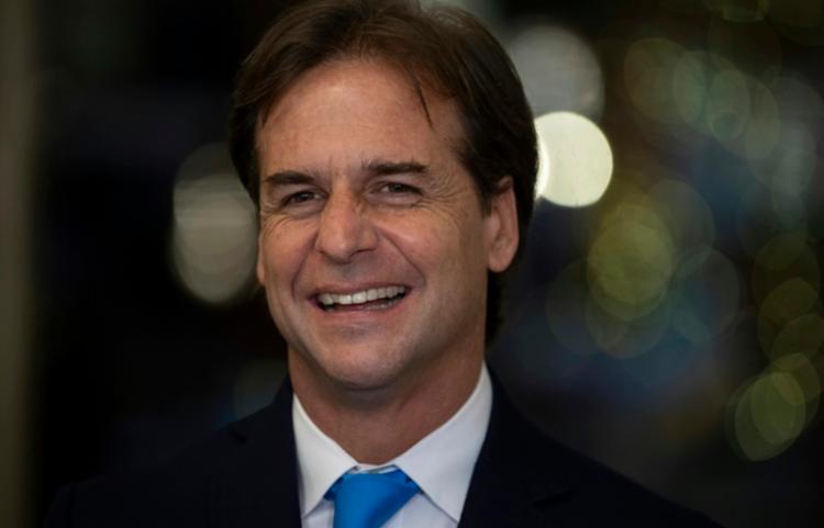 Lacalle pôs fim a 15 anos de governos da Frente Ampla | Foto: PABLO PORCIUNCULA | AFP - Foto: PABLO PORCIUNCULA | AFP