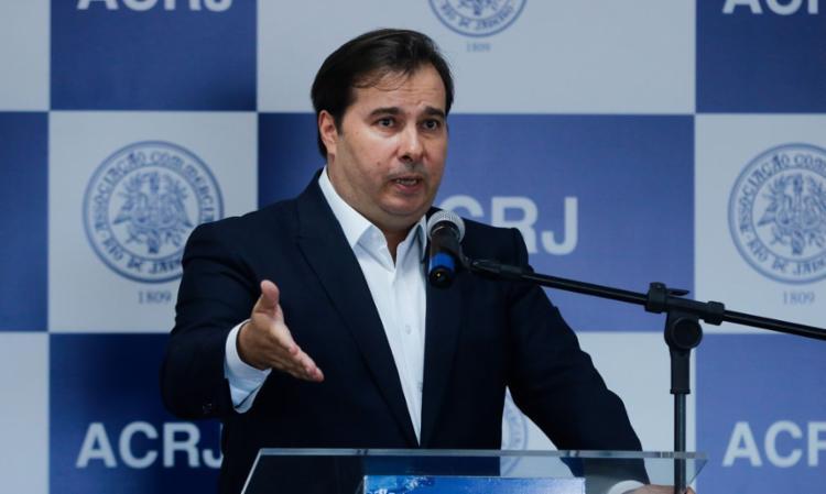 Presidente da Câmara defendeu 'equilibrar vidas e empregos' | Foto: Tomaz Silva | Agência Brasil - Foto: Tomaz Silva | Agência Brasil