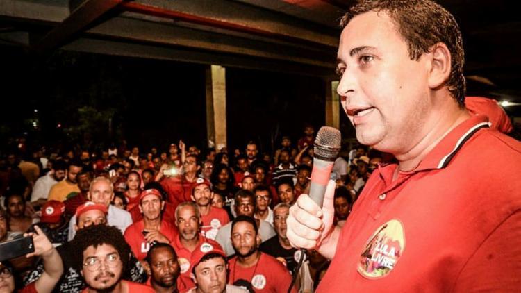 Éden Valadares, presidente estadual do PT | Foto: João Ramos | Divulgação - Foto: Foto: João Ramos | Divulgação