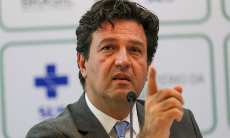 Médico passou a ter o cargo ameaçado após divergências com Bolsonaro   Foto: Agência Brasil - Foto: Agência Brasil