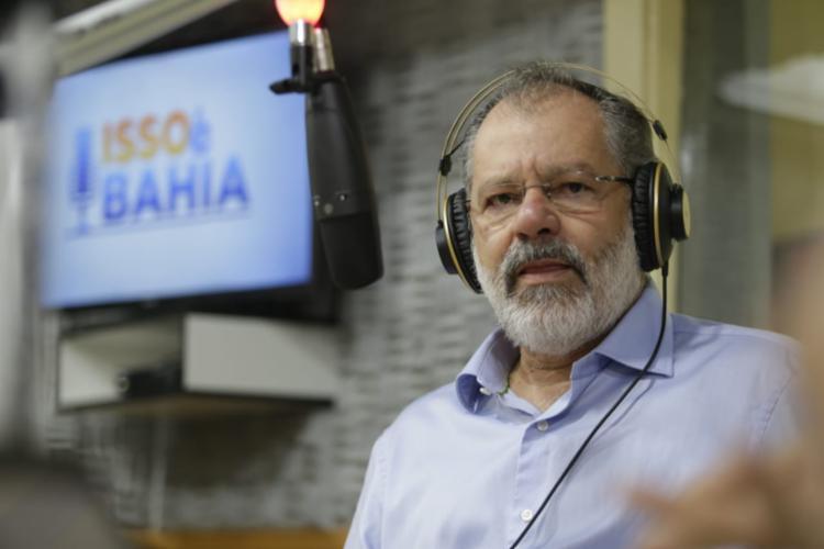 Nilo deve assumir coordenação de bancada baiana no Congresso | Foto: Raul Spinassé | Ag. A TARDE - Foto: Foto: Raul Spinassé | Ag. A TARDE