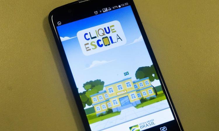 O app pode ser baixado nas lojas Google Play e Apple Store | Foto: Marcello Casal Jr. | Agência Brasil - Foto: Marcello Casal Jr. | Agência Brasil