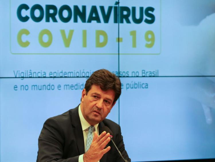 Além disso, a autoridade informou que, até o momento, são 907 casos suspeitos | Foto: Fabio Rodrigues Pozzebom | Agência Brasil - Foto: Fabio Rodrigues Pozzebom | Agência Brasil