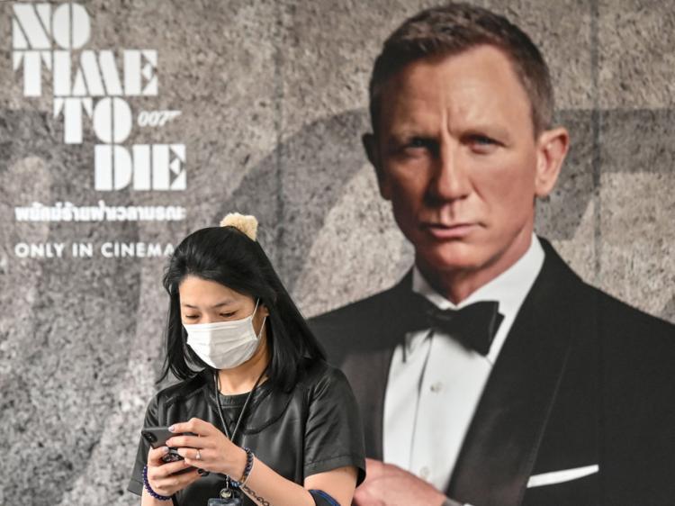 O lançamento de 'No Time to Die' será adiada para novembro de 2020   Foto: Mladen Antonov   AFP - Foto: Mladen Antonov   AFP