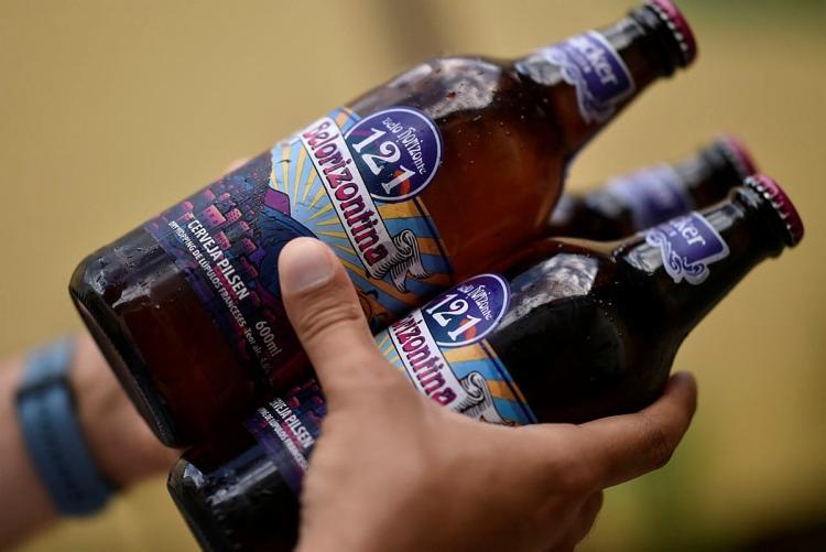 Desde janeiro, a polícia investiga, ao menos, 38 casos de intoxicação por dietilenoglicol | Foto: Douglas Magno | AFP - Foto: Douglas Magno | AFP