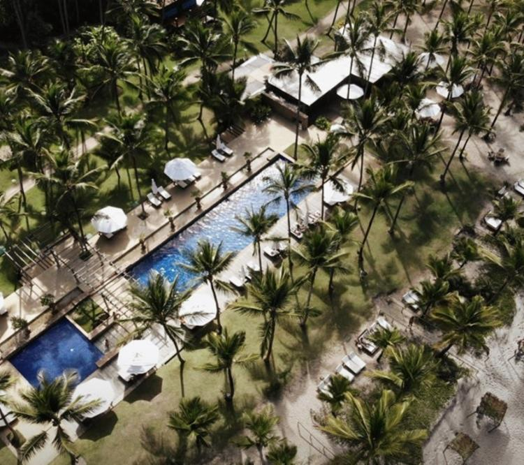 Txai Resort, onde aconteceu uma festa de casamento com hóspedes infectados | Foto: Divulgação | Instagram - Foto: Divulgação | Instagram