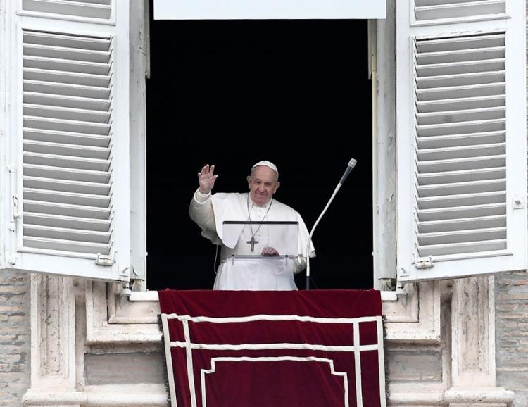 A audiência semanal do papa às quartas-feiras