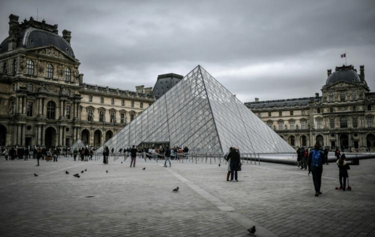 França é o segundo país da Europa mais afetado pelo coronavírus | Foto: AFP - Foto: AFP