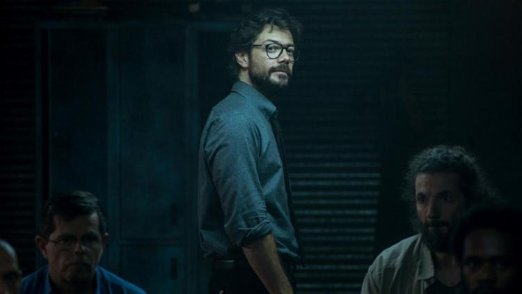 Professor e seu bando passam por momentos de tensão em prévia da série   Foto: Divulgação   Netflix - Foto: Divulgação   Netflix