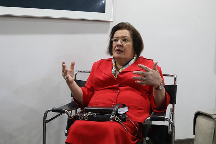 """Ao falar sobre o crime organizado em Salvador, a chefe do MP-BA afirmou que todo bairro da capital baiana tem algum tipo de facção, o que provoca uma """"tragédia""""."""