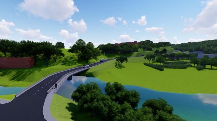 O investimento da via será de R$ 13 milhões | Foto: Divulgação | Secom - Foto: Divulgação | Secom