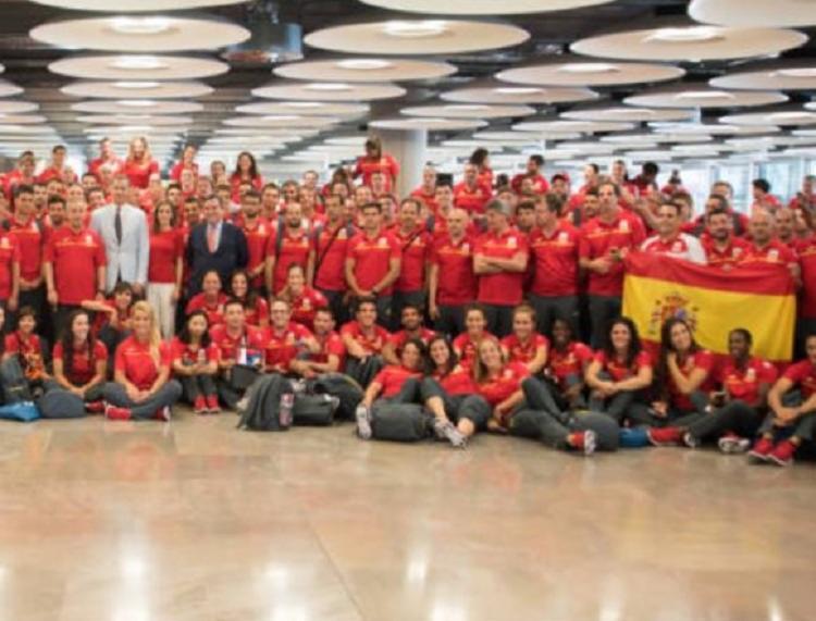 Comitê alega possível condição de desigualdade para atletas espanhóis   Foto: Divulgação   COE - Foto: Divulgação   COE