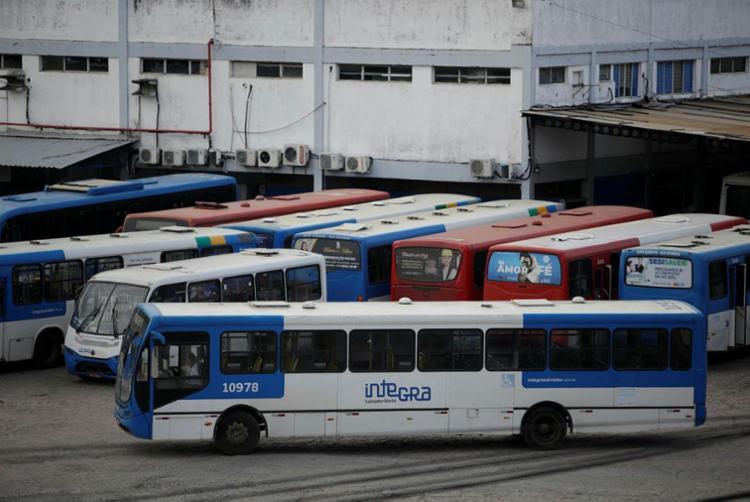 Comissão analisa a situação do transporte público em Salvador | Foto: Raphael Muller | Ag. A TARDE - Foto: Raphael Muller | Ag. A TARDE