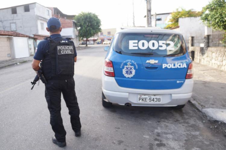 Operação Marias foi deflagrada pelas polícias Civil dos 26 estados e Distrito Federal | Foto: Divulgação | Polícia Civil - Foto: Divulgação | Polícia Civil