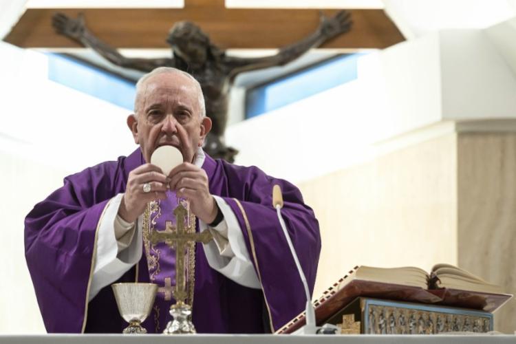 Todas as medidas permanecerão em vigor até 3 de abril | Foto: Vaticano | AFP - Foto: Vaticano | AFP