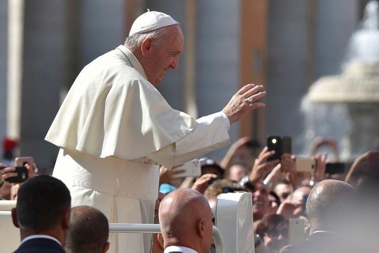 O pontífice anunciou, no domingo, que não participaria de retiro espiritual por causa de resfriado   Walmir Cirne   Ag. A TARDE - Foto: Walmir Cirne   Ag. A TARDE