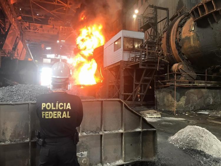 A quantidade da droga é resultado das apreensões realizadas no Estado da Bahia nos últimos meses | Foto: Divulgação | PF - Foto: Divulgação | PF