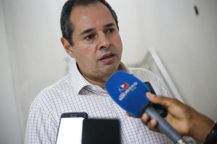 O presidente da Alba, Nelson Leal (PP), afirma que medidas são iniciais | Foto: Raphael Müller | Ag. A TARDE - Foto: Raphael Müller | Ag. A TARDE