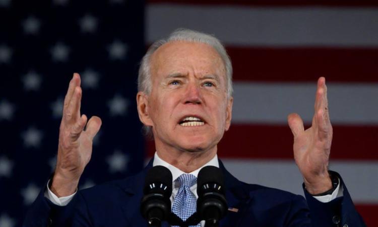 Biden ganhou primárias democratas no estado de Michigan | Foto: Jim Watson | AFP - Foto: Jim Watson | AFP