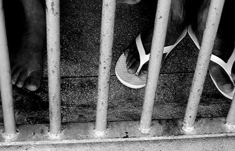 Grupo destaca que país possui a 3ª maior população carcerária do mundo   Foto: Thathiana Gurgel   DPRJ - Foto: Thathiana Gurgel   DPRJ
