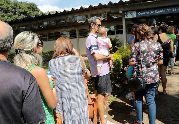 Regras dizem respeito ao atendimento de pacientes sintomáticos | Foto: Wilson Dias | Agência Brasil - Foto: Wilson Dias | Agência Brasil