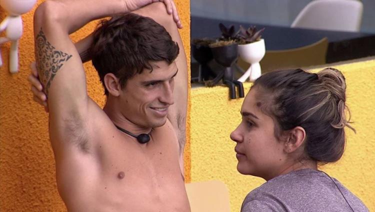 Prova definirá integrantes do paredão da semana   Foto: Reprodução   TV Globo - Foto: Reprodução   TV Globo