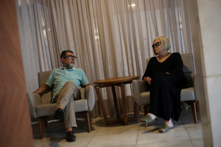 Adalto e Yeda Almeida, da Palco Produções - Foto: Raphael Muller/Ag. A TARDE