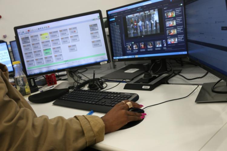 Tecnologia implementada pela Segurança Pública é também utilizada em grandes festas populares na capital e em Feira de Santana | Foto: Divulgação - Foto: Divulgação