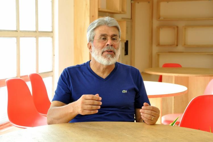 Faustino Teixeira, teólogo e professor da UFJF - Foto: Ricardo Assis/UFJF/divulgação