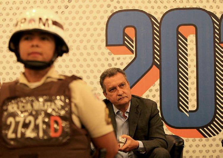 Governador pediu que PGE fizesse representação contra Kannário no Ministério Público | Foto: Manu Dias | GOVBA - Foto: Foto: Manu Dias | GOVBA
