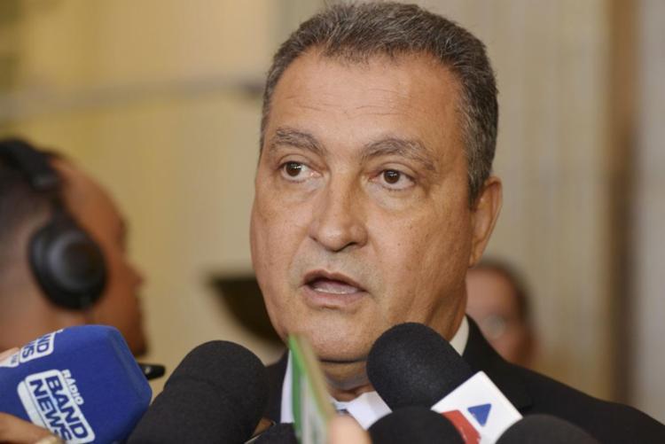 Governador participou de transmissão com Fernando Haddad / Foto: Shirley Stolze | Ag A TARDE - Foto: Shirley Stolze | Ag A TARDE | 3.2.2020