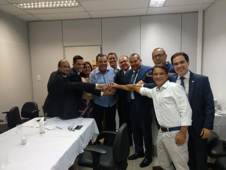 Escolha foi feita em reunião da bancada nesta terça-feira, 3 | Foto: Divulgação - Foto: Foto: Divulgação