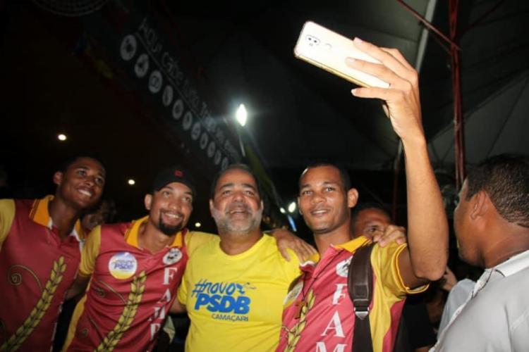 O vereador disputou as eleições em 2016 pelo PL | Foto: Divulgação - Foto: Divulgação