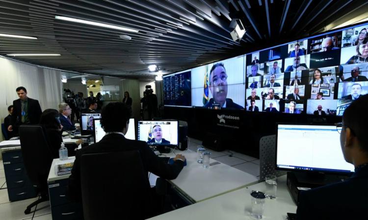 Projeto vai à sanção presidencial: Foto: Jane de Araújo | Agência Senado - Foto: Jane de Araújo | Agência Senado