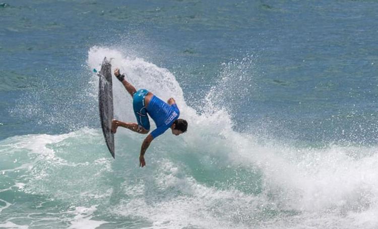 O Circuito Brasileiro de Surf Junior, em Itacaré, está entre os destaques | Foto: Divulgação | FBSurf - Foto: Divulgação | FBSurf