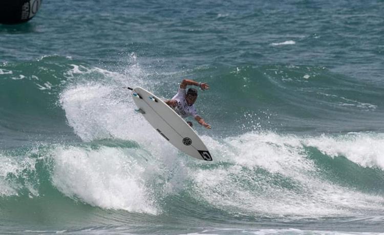 O torneio será disputado na praia da Tiririca neste fim de semana | Foto: Divulgação | Federação Baiana de Surf - Foto: Divulgação | Federação Baiana de Surf