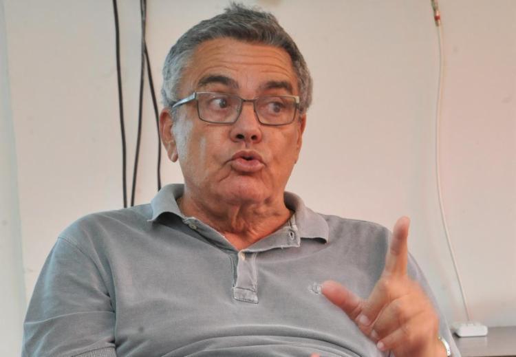 Paulo Carneiro revela medida para reduzir custos fixos do clube | Foto: Felipe Iruatã | Ag. A TARDE - Foto: Felipe Iruatã | Ag. A TARDE