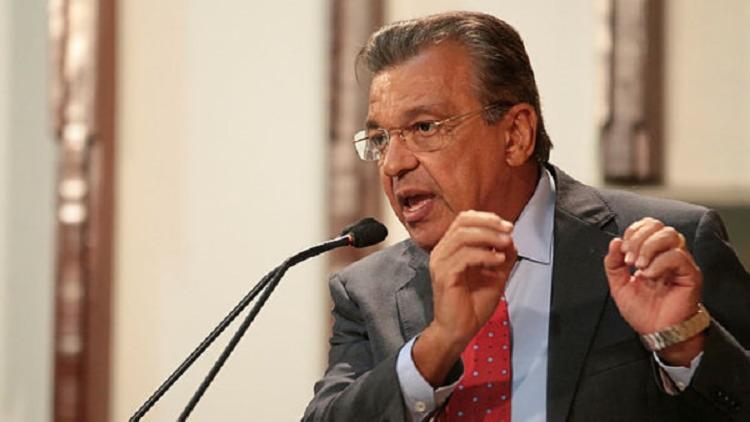 Targino Machado recuou em pedido feito à Justiça Eleitoral | Foto: Ascom / PPS - Foto: Ascom / PPS