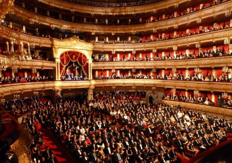 Bolshoi ficará fechado até 10 de abril | Foto: Reprodução - Foto: Reprodução