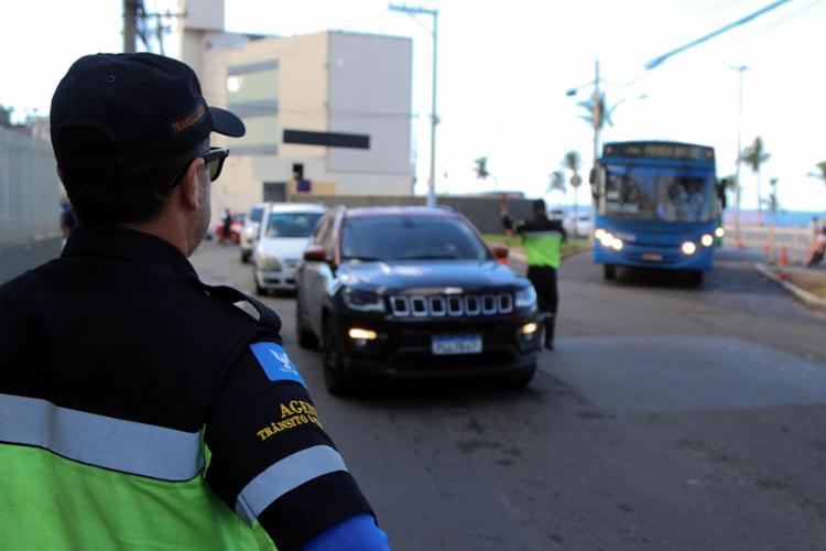 Bairro de Ondina é um dos afetados pela mudança no tráfego | Foto: Divulgação | Transalvador - Foto: Divulgação | Transalvador