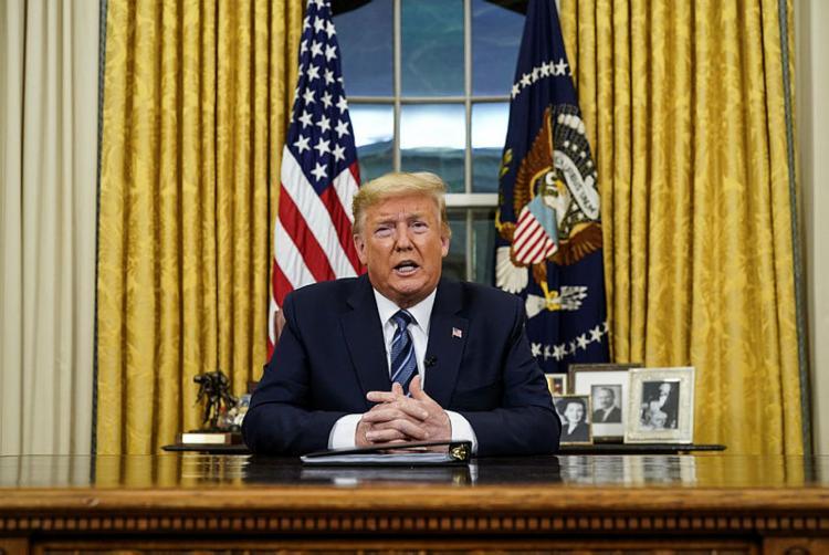 O resultado será informado em um ou dois dias | Foto: Doug Mills-Pool | Getty Images | AFP - Foto: Doug Mills-Pool | Getty Images | AFP