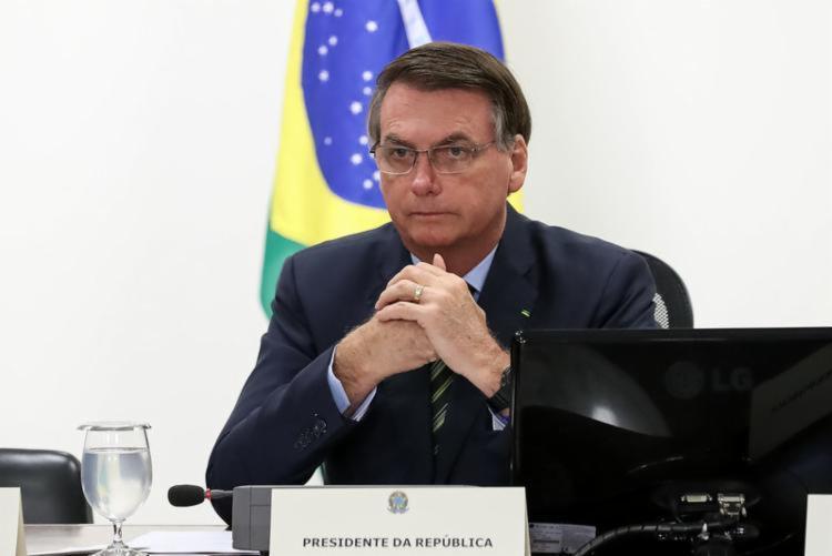 Foi a primeira vez que a rede social apagou uma publicação do presidente do Brasil | Foto: Marcos Corrêa | PR - Foto: Marcos Corrêa | PR