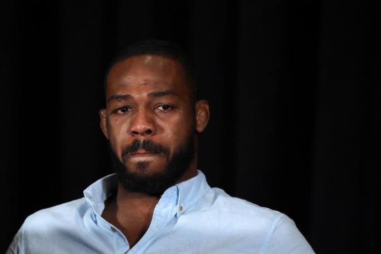 O lutador foi liberado mediante o pagamento de fiança, mas deverá comparecer para a audiência com o juiz | Foto: Ethan Miller | AFP - Foto: Ethan Miller | AFP