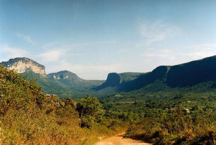 O Vale do Capão está localizado no município de Palmeiras, na Chapada Diamantina   Foto: Roberto Perazo   Divulgação - Foto: Roberto Perazo   Divulgação
