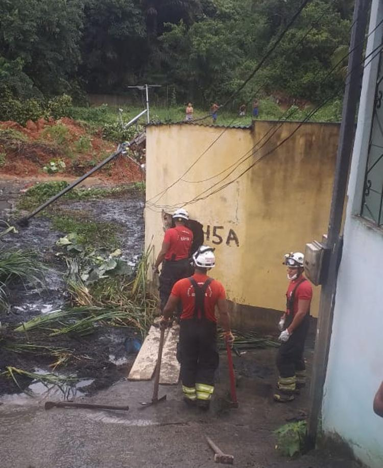 Nenhuma vítima se feriu gravemente | Foto: Divulgação - Foto: Foto: Divulgação