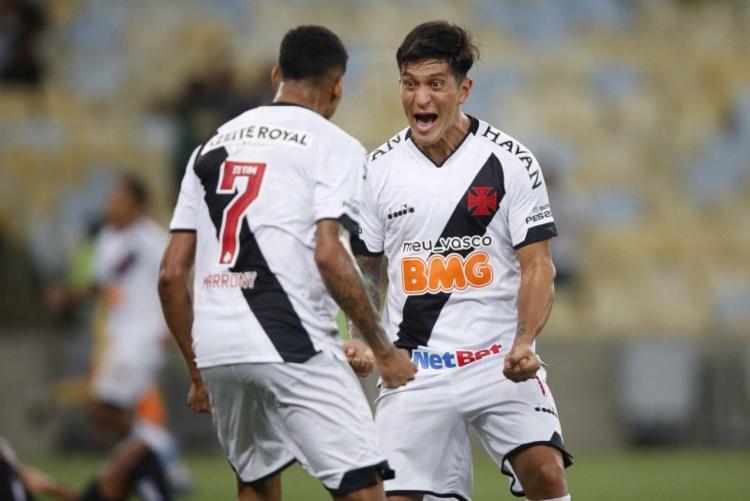 Time da colina derrotou ABC por 1 a 0 no Maracanã   Foto: Divulgação   Vasco da Gama - Foto: Divulgação   Vasco da Gama