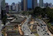 BRT altera itinerário de ônibus na via marginal da Av. ACM | Foto: Joá Souza | Ag. A TARDE