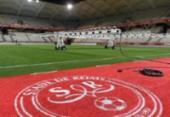 Médico do Reims se mata após ser infectado pelo coronavírus | Foto: Divulgação | Stade de Reims