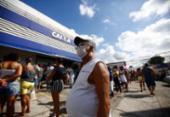 Idosos ignoram isolamento e circulam pelas ruas em Salvador | Foto: Laryssa Machado | Ag. A TARDE